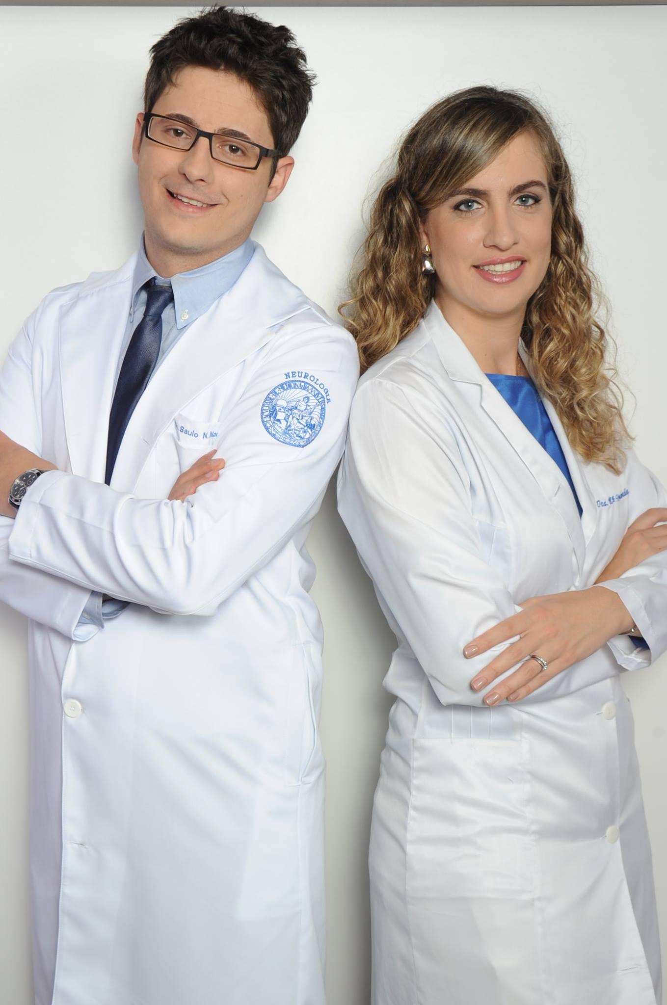 Dr. Saulo Nader e Dra. Maria Fernanda Caliani